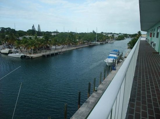 Sombrero Resort & Marina: 3rd Floor Canal View