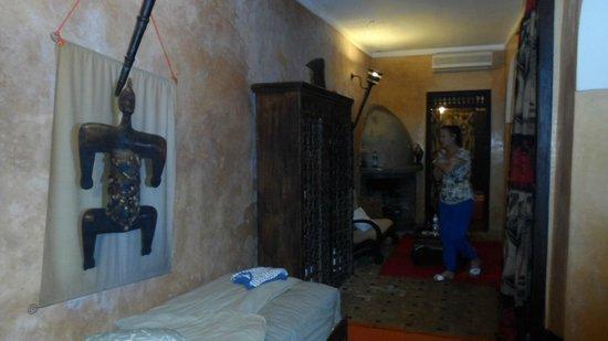 Riad Bamileke: suite yoruba