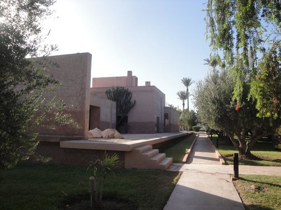 Hôtel Dar Sabra Marrakech : Bâtiment