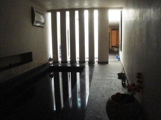 Hôtel Dar Sabra Marrakech : Le jaccuzzi