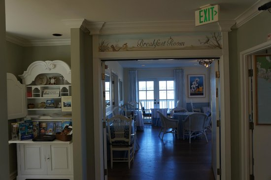 Inn at Playa Del Rey : Frühstücksraum