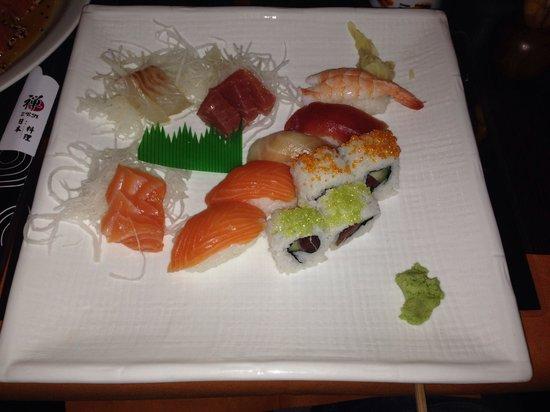 Zen No Hashi : Sushi, sashimi.. Naghiri
