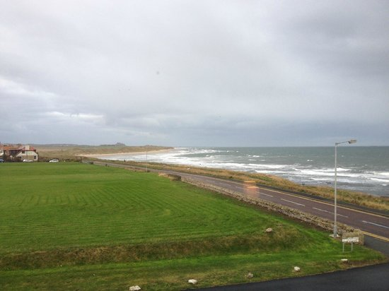 St Aidan Hotel: View from window