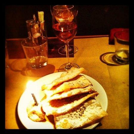 Sottosopra Bar Tea Room : Crostoli