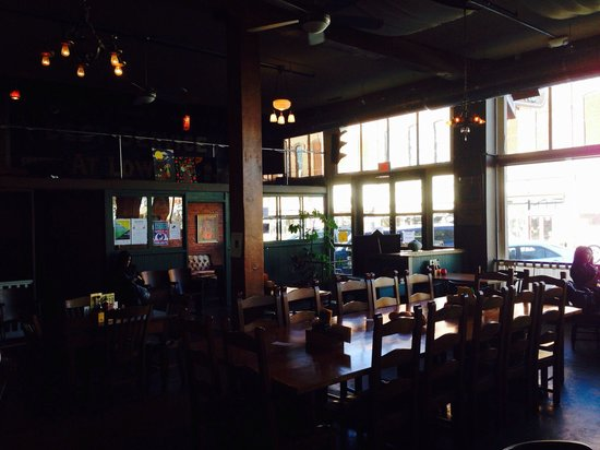 The Prodigal Son Brewery and Pub: Main Dining.