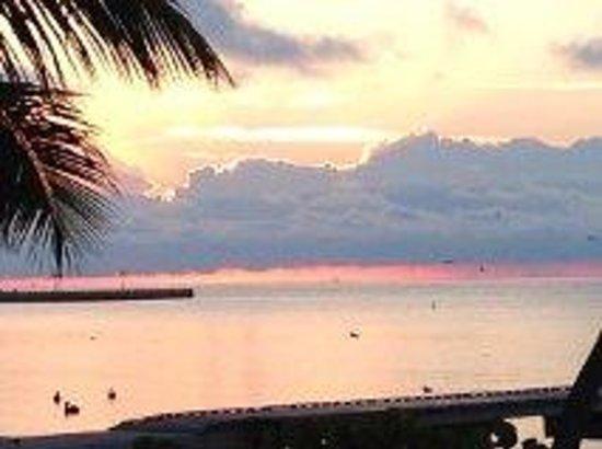 Casa Marina Key West, A Waldorf Astoria Resort: Sunset at Casa Marina