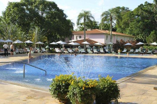 Belmond Hotel das Cataratas: Pool area