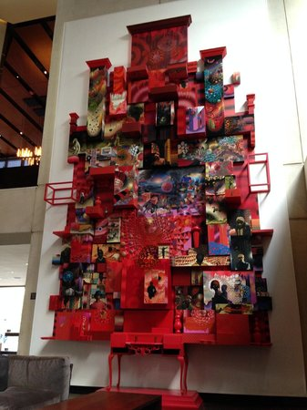 Grand Hyatt San Francisco: Art