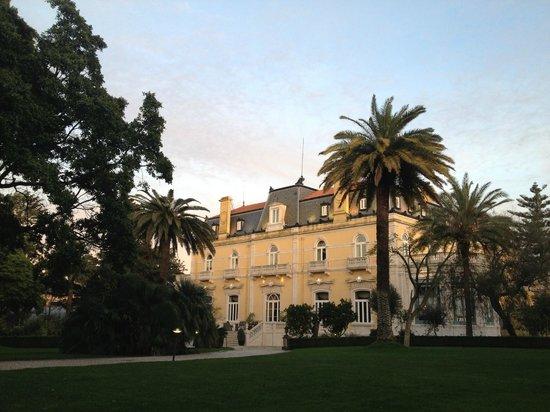 Pestana Palace Lisboa Hotel & National Monument: The main building.