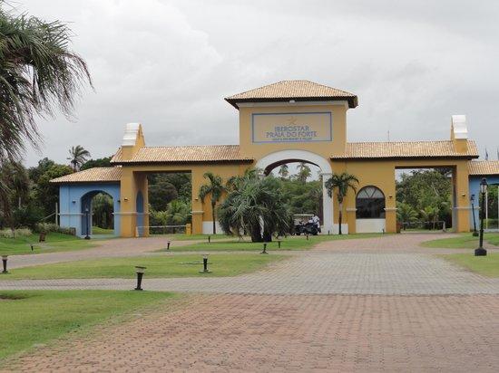 Iberostar Praia do Forte : Vista da Entrada