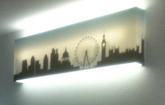 Ibis Styles London Excel : Détail chambre