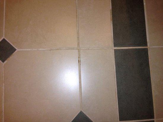 Marriott's Waiohai Beach Club: Dirty bathroom floor