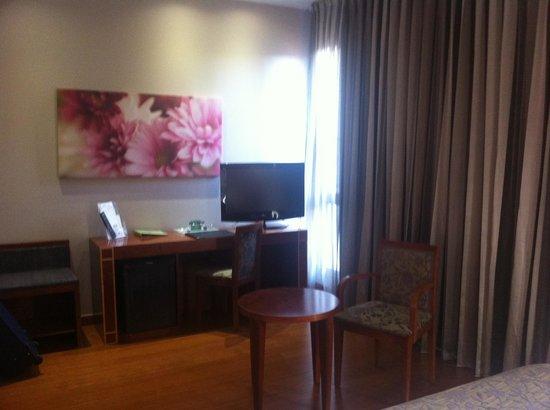 Silken Reino de Aragon Hotel: Fotos de mi habitación Silken Reino de Aragón