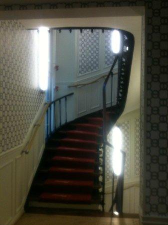 Hôtel Le 123 Sébastopol - Astotel : Escalier