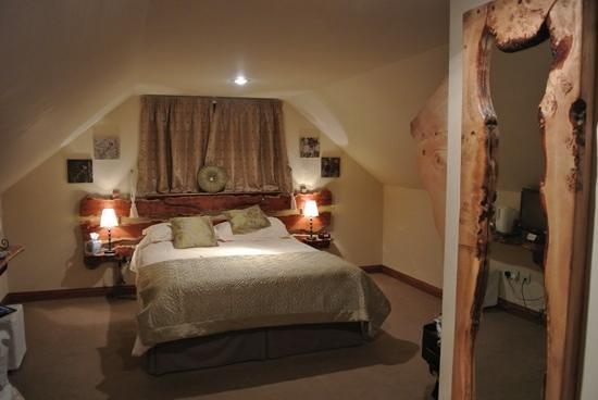 Stair Inn : upgraded room