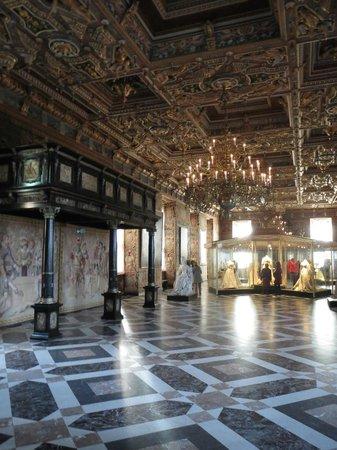 Frederiksborg Castle: Riddersalen