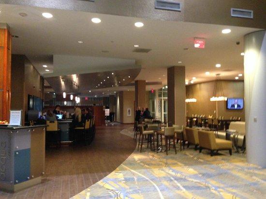 Hilton Baltimore BWI Airport: Fitness Center