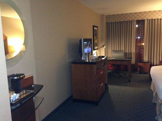 Hilton Baltimore BWI Airport: Work area