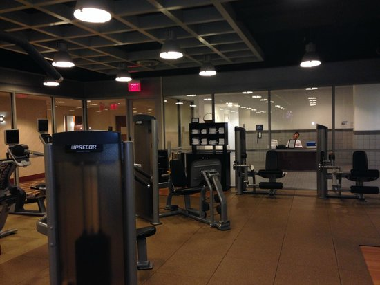 Hilton Baltimore BWI Airport: Fitness Center
