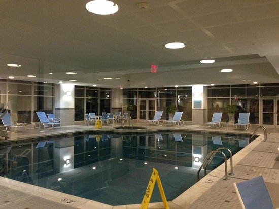Hilton Baltimore BWI Airport: Swimming Pool