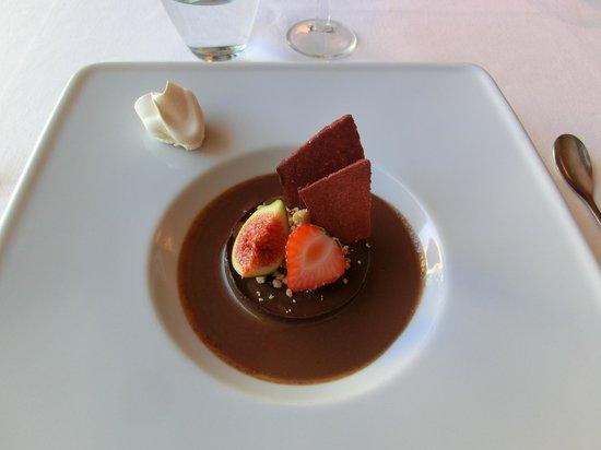 Le Sanglier Paresseux : Best pudding of my entire life