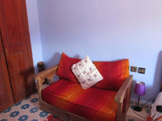 Hotel Koutoubia: habitación matrimonial