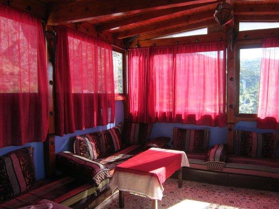 Hotel Koutoubia: salón