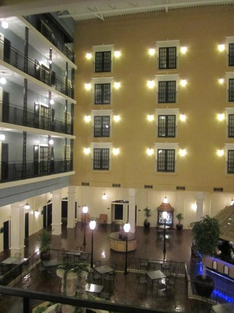 DoubleTree Suites by Hilton Hotel Lexington : relaxing view..