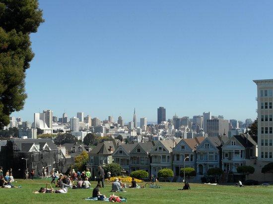 San Francisco Movie Tours : Spectacular View on the SF Movie Tour