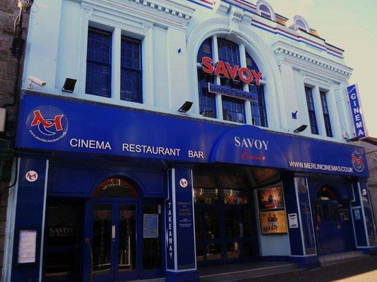 Savoy Cinema Penzance: Goto Causeway head