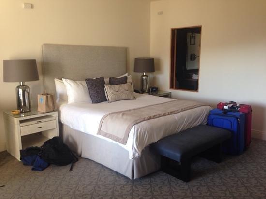 Ojai Valley Inn : our room