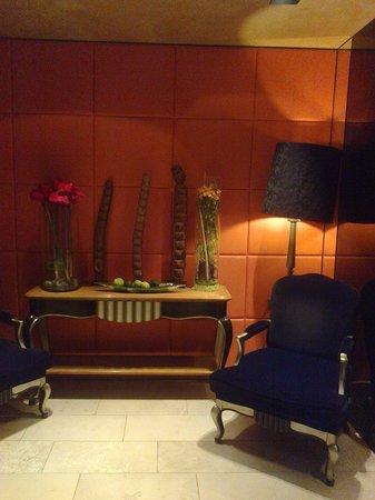 Hostellerie des Châteaux & Spa : détail