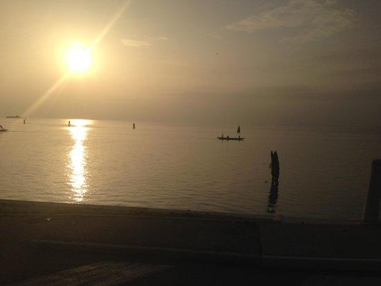 Lido di Venezia: Praia