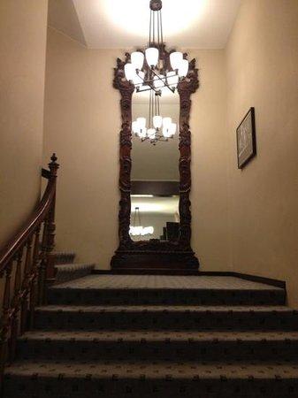 Elite Stora Hotellet : Trappa