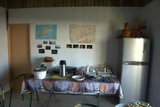 Chez Steve Residencia Kyle Mio : Common Area Decor