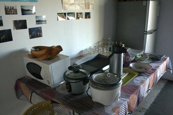 Chez Steve Residencia Kyle Mio : Common Area Cooking Supplies