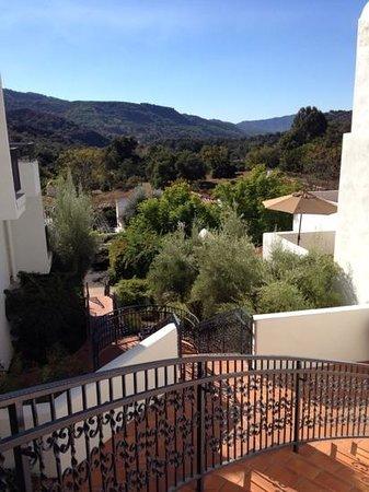 Ojai Valley Inn & Spa : gorgeous views