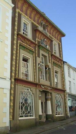 Chapel Street: Egyptian house