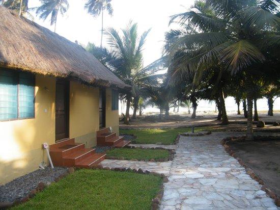Kuntul, Γκάνα: Rooms