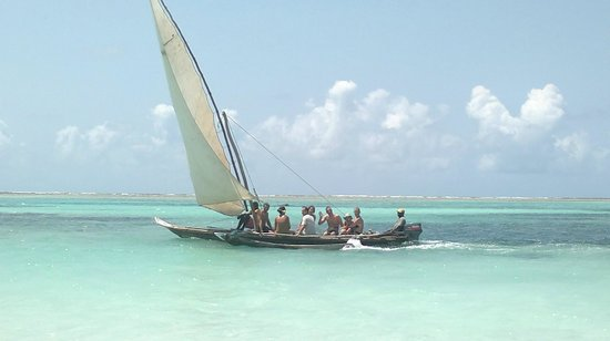 Karafuu Beach Resort and Spa: Viaje en faluca