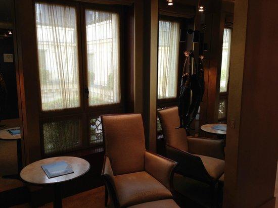 Park Hyatt Paris - Vendome : Sitting Area