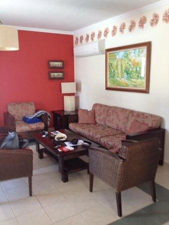 Ocean Dreams Marina & Spa Villages : lounge area