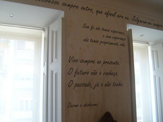 Casa Fernando Pessoa: Poemas