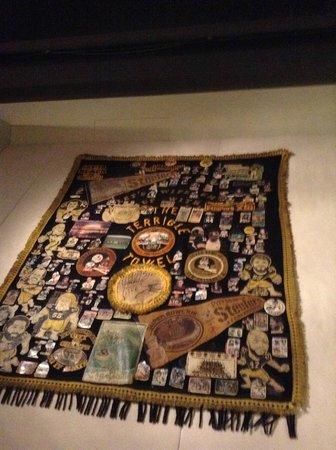Senator John Heinz History Center: An old Terrible Towel