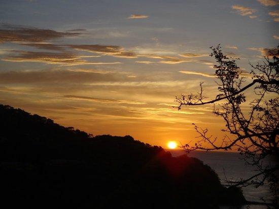 Four Seasons Resort Costa Rica at Peninsula Papagayo: Sunset
