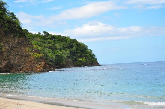 Four Seasons Resort Costa Rica at Peninsula Papagayo: From the beach
