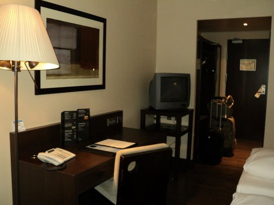 NH Collection Nürnberg City: big, comfortable rooms