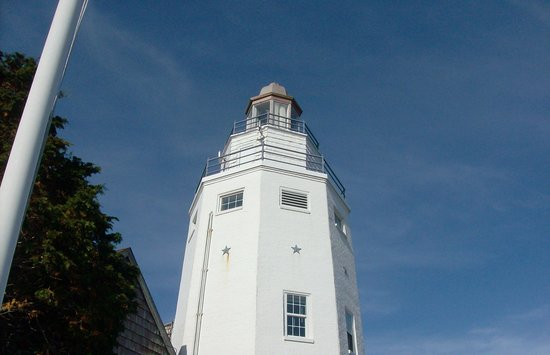 Montauk Yacht Club Resort & Marina : Hotel Lighthouse