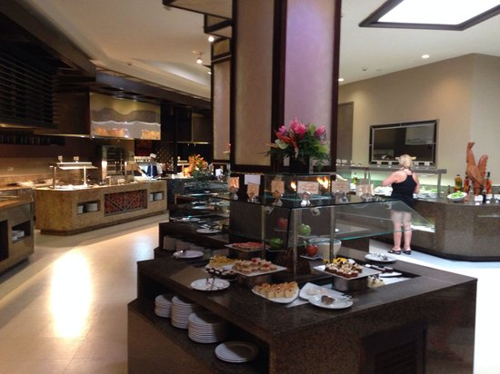 "Secrets Wild Orchid Montego Bay: This is the lunch buffet ""awesome"""
