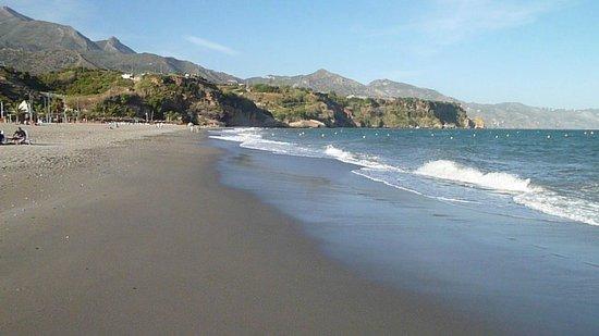 Playa de Burriana: Burriana beach